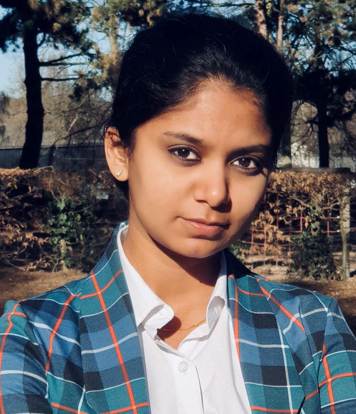 Assistant Secretary - Srruthi Lekha